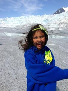 Juneau, Alaska Mendenhall Glacier